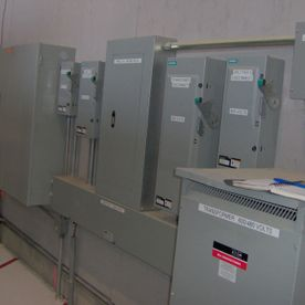 Commercial control panel gallery